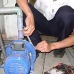 Sửa chữa máy bơm nước tại quận cầu giấy