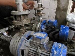 Sửa chữa máy bơm nước tại quận long biên